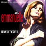 MOI, EMMANUELLE (MUSIQUE DE FILM) - GIANNI FERRIO (CD)