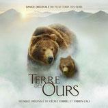 TERRE DES OURS (MUSIQUE DE FILM) - CECILE CORBEL - FABIEN CALI (CD)