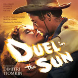 DUEL AU SOLEIL (DUEL IN THE SUN) MUSIQUE - DIMITRI TIOMKIN (2 CD)