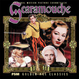 SCARAMOUCHE (MUSIQUE DE FILM) - VICTOR YOUNG (CD)
