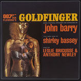 GOLDFINGER (MUSIQUE DE FILM) - JOHN BARRY (CD)