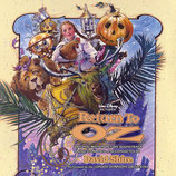 OZ, UN MONDE EXTRAORDINAIRE (RETURN TO OZ) - DAVID SHIRE (2 CD)