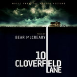 10 CLOVERFIELD LANE (MUSIQUE DE FILM) - BEAR McCREARY  (CD)