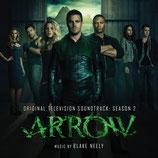 ARROW SAISON 2 (MUSIQUE DE SERIE TV) - BLAKE NEELY (CD + AUTOGRAPHE)