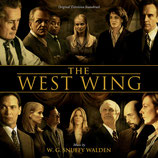 A LA MAISON BLANCHE (THE WEST WING) - W.G. SNUFFY WALDEN (2 CD)