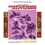 LES CHEYENNES (CHEYENNE AUTUMN) MUSIQUE - ALEX NORTH (2 CD)