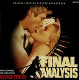 SANG CHAUD POUR MEURTRE DE SANG FROID (FINAL ANALYSIS) - GEORGE FENTON (CD)
