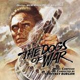LES CHIENS DE GUERRE (THE DOGS OF WAR) MUSIQUE - GEOFFREY BURGON (CD)