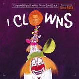 LES CLOWNS (I CLOWNS) MUSIQUE DE FILM - NINO ROTA (2 CD)