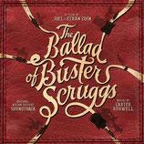 LA BALLADE DE BUSTER SCRUGGS (MUSIQUE) - CARTER BURWELL (CD)