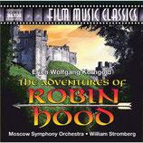 LES AVENTURES DE ROBIN DES BOIS (MUSIQUE) - ERICH WOLFGANG KORNGOLD (CD)