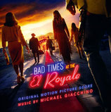 SALE TEMPS A L'HOTEL EL ROYALE (MUSIQUE) - MICHAEL GIACCHINO (CD)