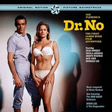 JAMES BOND CONTRE DR NO (MUSIQUE DE FILM) - MONTY NORMAN (CD)