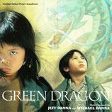 GREEN DRAGON (MUSIQUE DE FILM) - MYCHAEL & JEFF DANNA (CD)