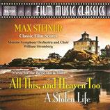 L'ETRANGERE / LA VOLEUSE (A STOLEN LIFE) MUSIQUE DE FILM - MAX STEINER (CD)