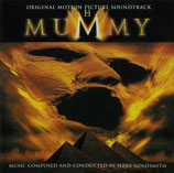 LA MOMIE (THE MUMMY) MUSIQUE DE FILM - JERRY GOLDSMITH (CD)