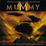 LA MOMIE (THE MUMMY) MUSIQUE DE FILM - JERRY GOLDSMITH (CD)