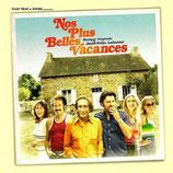 NOS PLUS BELLES VACANCES (MUSIQUE DE FILM) - JEAN-FELIX LALANNE (CD)
