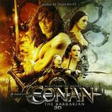 CONAN (CONAN THE BARBARIAN) - MUSIQUE DE FILM - TYLER BATES (CD)