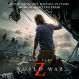WORLD WAR Z (MUSIQUE DE FILM) - MARCO BELTRAMI (CD)