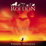 LE ROI LION (DISNEY) MUSIQUE - VERSION FRANCAISE - HANS ZIMMER (CD)