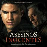 ASESINOS INOCENTES (MUSIQUE DE FILM) - PABLO CERVANTES (CD)