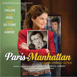 PARIS-MANHATTAN (MUSIQUE DE FILM) - JEAN-MICHEL BERNARD (CD)
