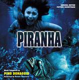 PIRANHAS (PIRANHA) MUSIQUE DE FILM - PINO DONAGGIO (CD)