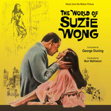 LE MONDE DE SUZIE WONG (THE WORLD OF SUZIE WONG)  - GEORGE DUNING (CD)