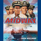 LA BATAILLE DE MIDWAY (MUSIQUE DE FILM) - JOHN WILLIAMS (CD)
