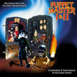 PUPPET MASTER 1 & 2 (MUSIQUE DE FILM) - RICHARD BAND (CD)