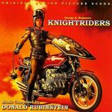 KNIGHTRIDERS (MUSIQUE DE FILM) - DONALD RUBINSTEIN (CD)