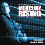 CODE MERCURY (MERCURY RISING) MUSIQUE DE FILM - JOHN BARRY (CD)
