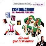 L'ORDINATEUR DES POMPES FUNEBRES (MUSIQUE) - CLAUDE BOLLING (CD)