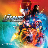 DC : LEGENDS OF TOMORROW SAISON 2 (MUSIQUE) - BLAKE NEELY (CD + AUTOGRAPHE)