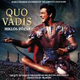QUO VADIS (MUSIQUE DE FILM) - MIKLOS ROZSA (2 CD)