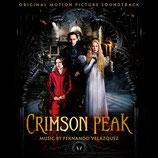 CRIMSON PEAK (MUSIQUE DE FILM) - FERNANDO VELAZQUEZ (CD)