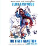 LA SANCTION (THE EIGER SANCTION) MUSIQUE - JOHN WILLIAMS (2 CD)