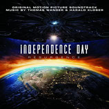 INDEPENDENCE DAY RESURGENCE (MUSIQUE) HARALD KLOSER - THOMAS WANDER (CD)