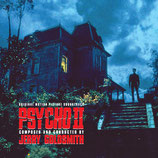 PSYCHOSE 2 (PSYCHO 2) MUSIQUE DE FILM - JERRY GOLDSMITH (CD)