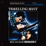 TRAVELLING AVANT / ESCALIER C (MUSIQUE DE FILM) - RAYMOND ALESSANDRINI (CD)