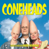CONEHEADS (MUSIQUE DE FILM) - DAVID NEWMAN (CD)