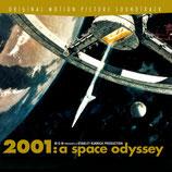 2001, L'ODYSSEE DE L'ESPACE (MUSIQUE DE FILM) - JOHANN STRAUSS (CD)