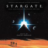 STARGATE, LA PORTE DES ETOILES (MUSIQUE DE FILM) - DAVID ARNOLD (2 CD)
