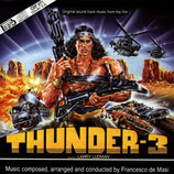 THUNDER 3 (MUSIQUE DE FILM) - FRANCESCO DE MASI (CD)