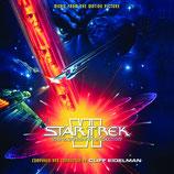 STAR TREK 6 - TERRE INCONNUE (MUSIQUE DE FILM) - CLIFF EIDELMAN (2 CD)