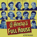LA SARABANDE DES PANTINS (O HENRY'S FULL HOUSE) - ALFRED NEWMAN (CD)