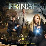 FRINGE SAISON 2 (MUSIQUE) - CHRIS TILTON - MICHAEL GIACCHINO (CD)