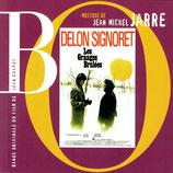 LES GRANGES BRULEES (MUSIQUE DE FILM) - JEAN-MICHEL JARRE (CD)