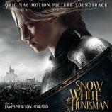 BLANCHE-NEIGE ET LE CHASSEUR (MUSIQUE) - JAMES NEWTON HOWARD (CD)